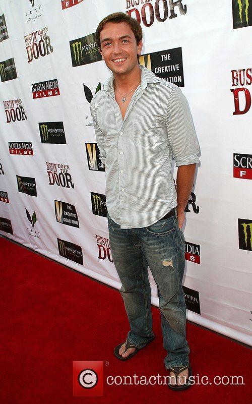 Emrhys Cooper Premiere of 'Bustin' Down The Door'...
