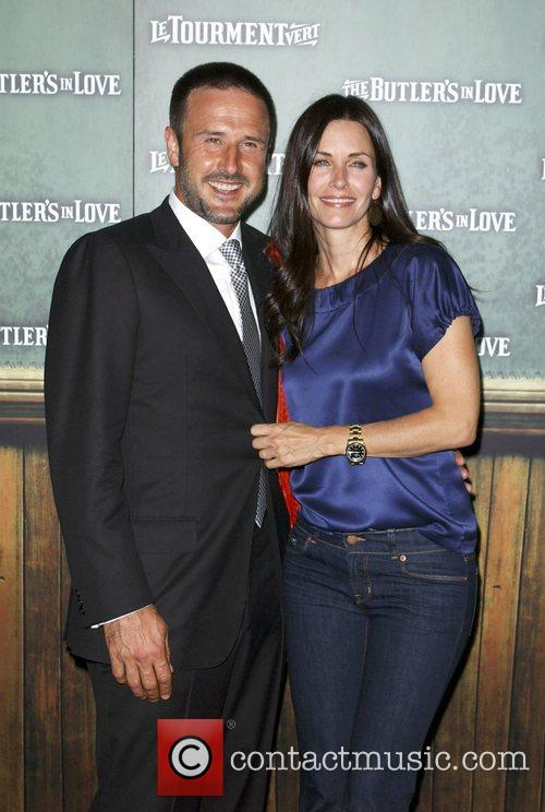 Premiere of The Butler's in Love