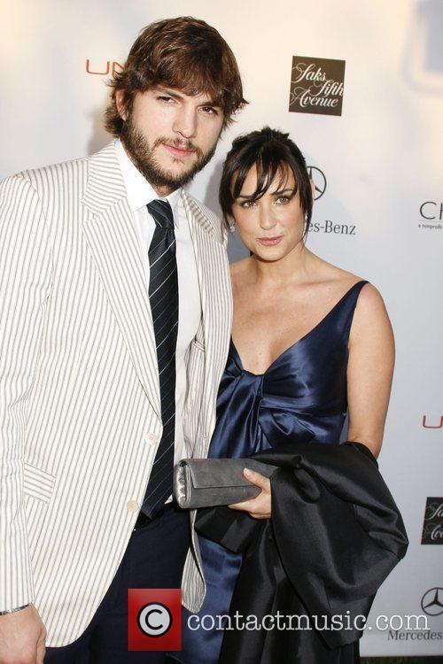 Ashton Kutcher and Demi Moore 3
