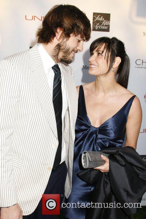 Ashton Kutcher and Demi Moore 8