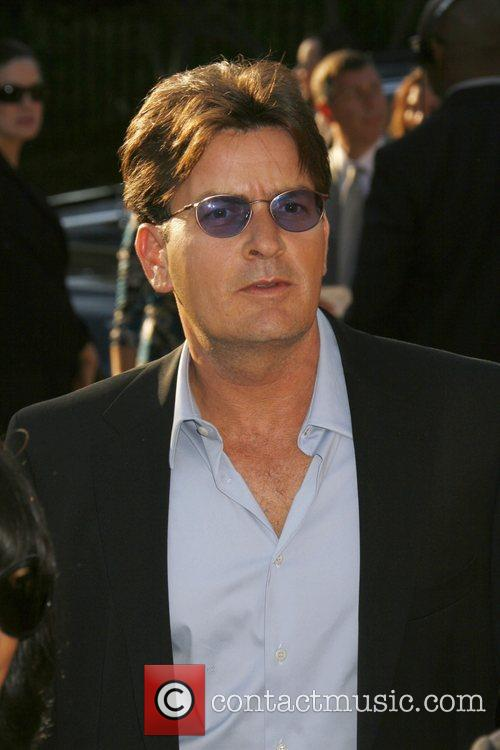Charlie Sheen 7th Annual Chrysalis Butterfly Ball held...