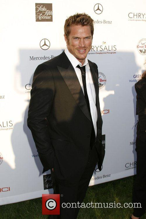Jason Lewis 7th Annual Chrysalis Butterfly Ball held...