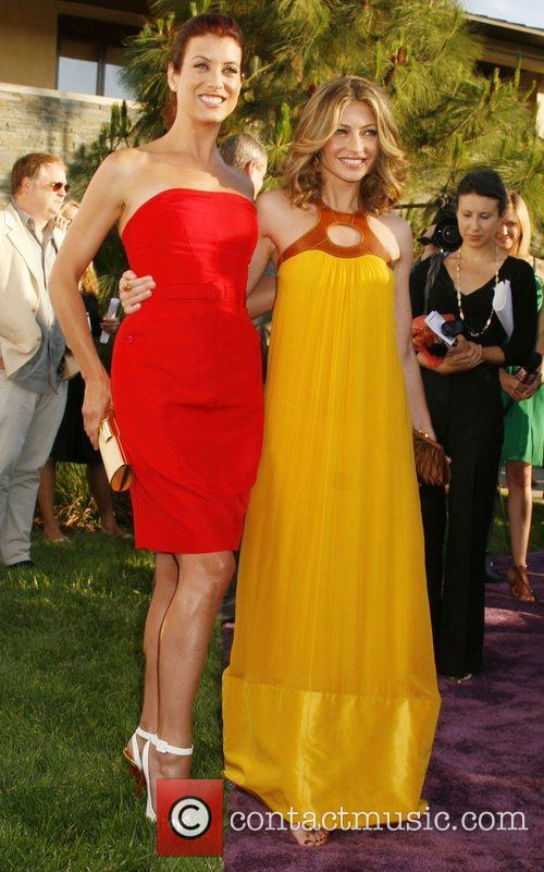 Kate Walsh and Rebecca Gayheart 1
