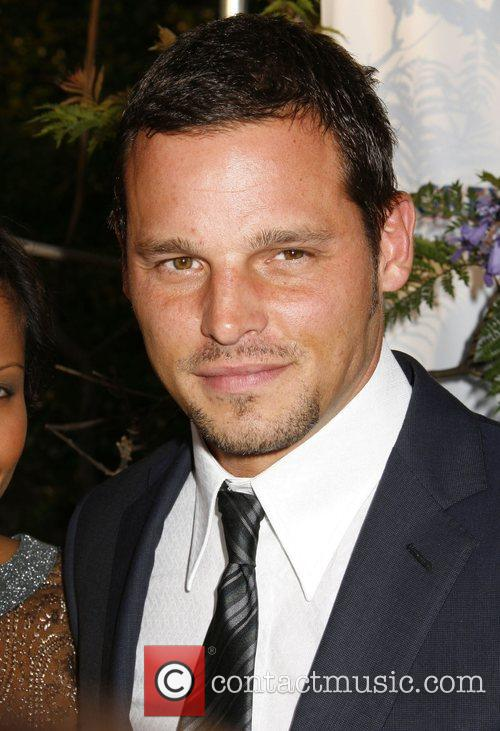 Justin Chambers 7th Annual Chrysalis Butterfly Ball held...