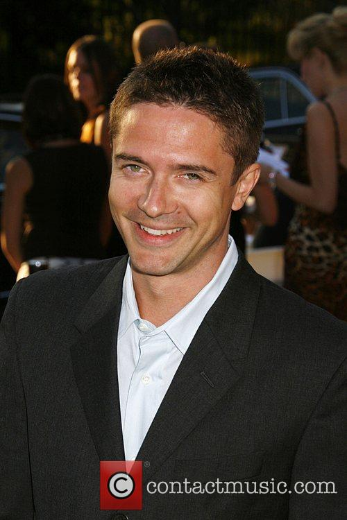 Topher Grace 7th Annual Chrysalis Butterfly Ball held...