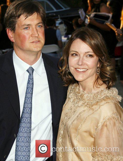 Christa Miller and Guest 7th Annual Chrysalis Butterfly...