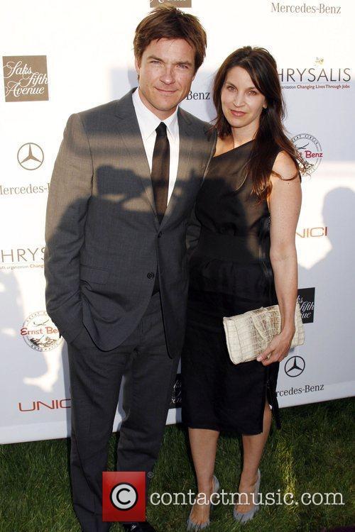 Jason Bateman and Amanda Anka 7th Annual Chrysalis...