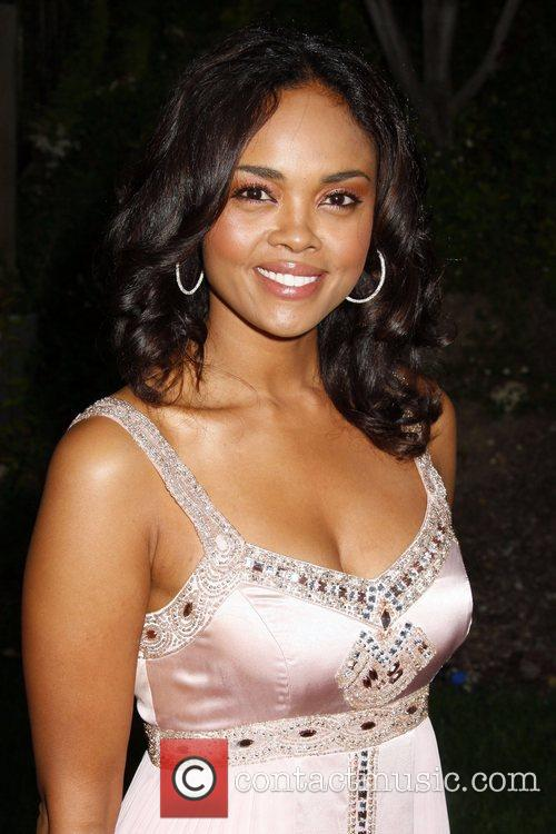 Sharon Leal 7th Annual Chrysalis Butterfly Ball...