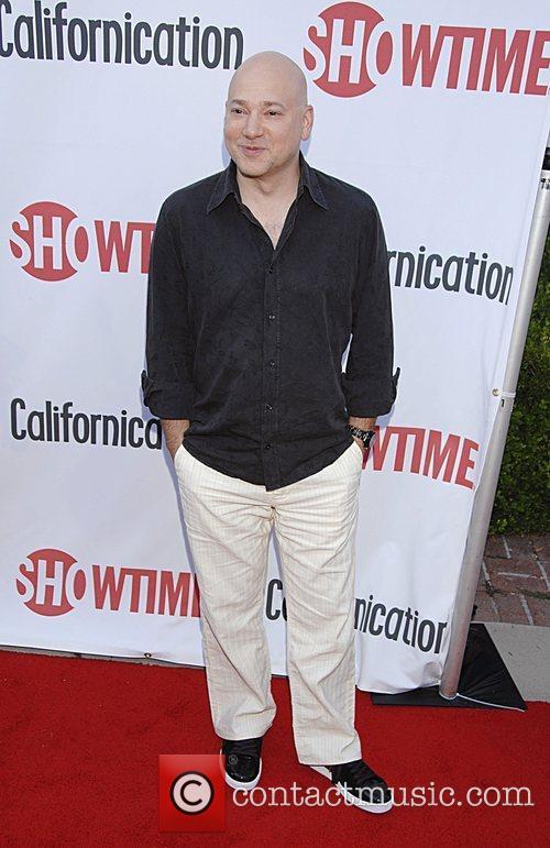 Evan Handler Californication DVD Release Party - Arrivals...