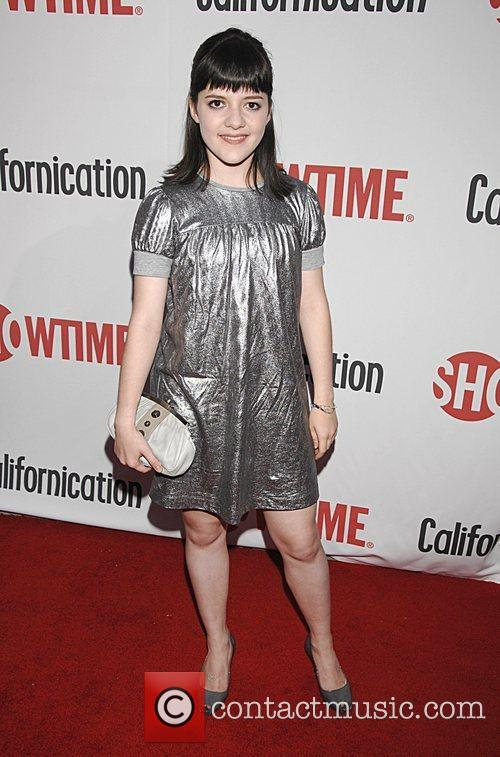 Madeleine Martin Californication DVD Release Party - Arrivals...