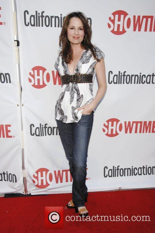 Paula Marshall Californication DVD Release Party - Arrivals...