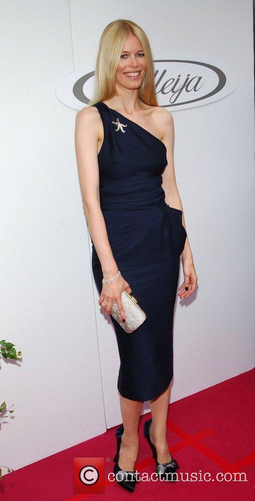 Claudia Schiffer Launch party for Calleija Jewellers at...