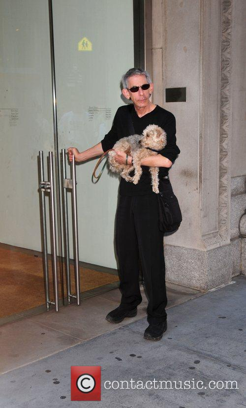 Richard Belzer and Calvin Klein 3