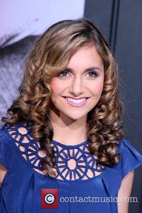 Alyson Stoner, Disney and Ziegfeld Theatre 3