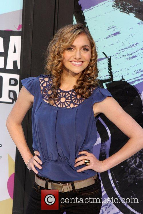 Alyson Stoner, Disney and Ziegfeld Theatre 2
