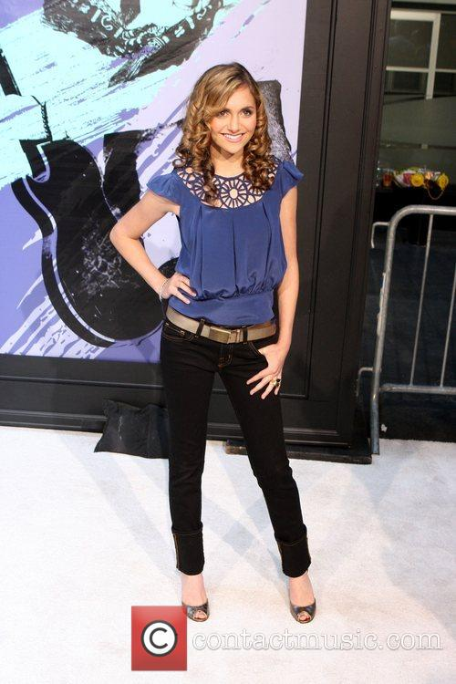 Alyson Stoner, Disney and Ziegfeld Theatre 4