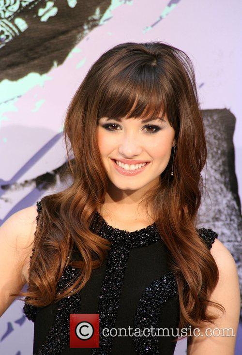 Demi Lovato, Disney and Ziegfeld Theatre 1