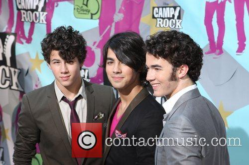 Jonas Brothers, Disney and Ziegfeld Theatre 5