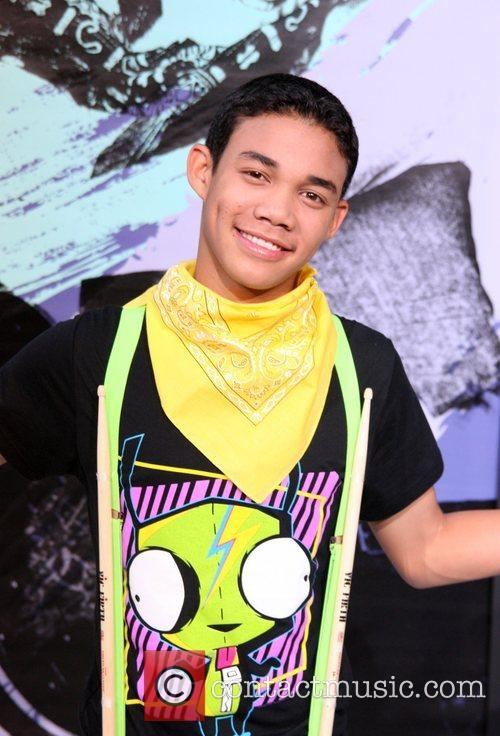 Roshon Fegan The New York Premiere of the...