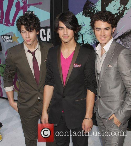 Jonas Brothers, Disney, Ziegfeld Theatre