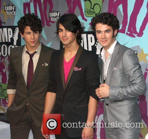 Jonas Brothers, Disney and Ziegfeld Theatre 10