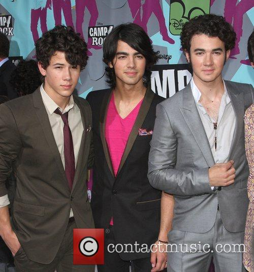 Jonas Brothers, Disney and Ziegfeld Theatre 11