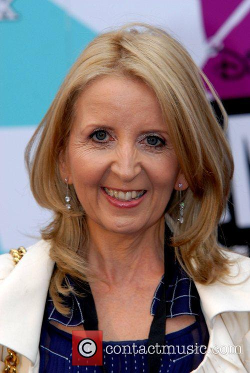 Gillian McKeith Camp Rock - European TV premiere...