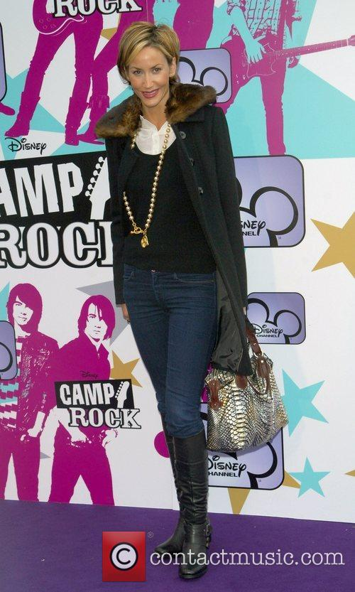 Lisa Butcher Camp Rock - European TV premiere...
