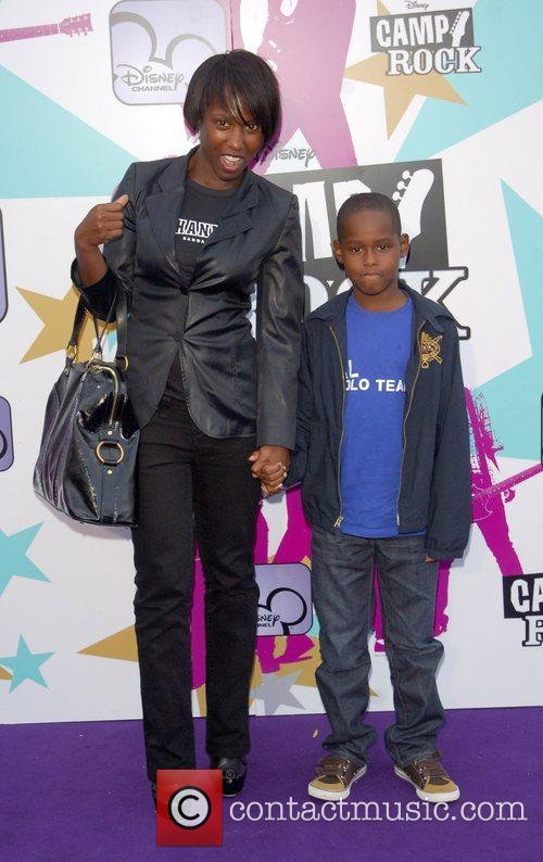 Michelle Gayle Camp Rock - European TV premiere...