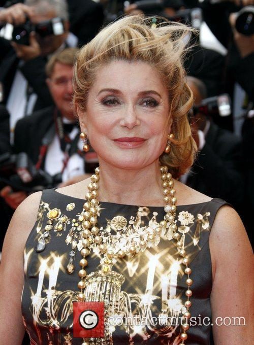 Catherine Deneuve, Cannes Film Festival, 2008 Cannes Film Festival