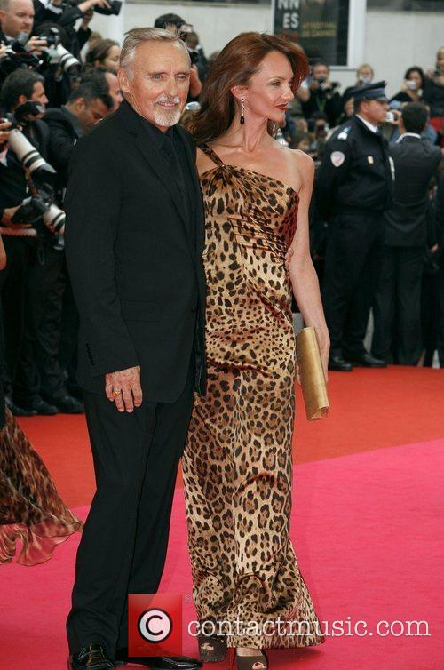 Dennis Hopper and Victoria Duffy The 2008 Cannes...