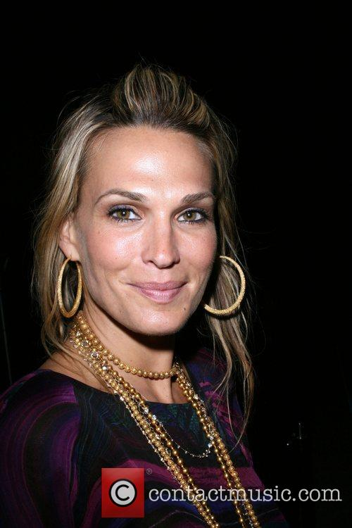 Molly Sims 'Capture The Night' celebrating nightlife hosted...