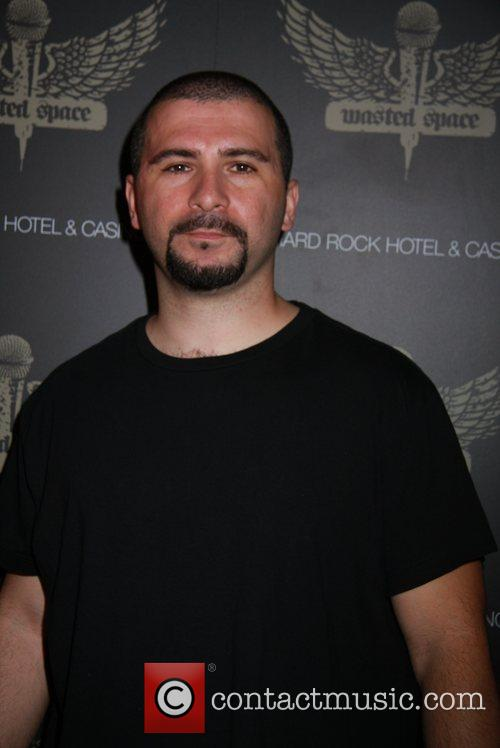 John Dolmayan Private birthday party for Carey Hart...