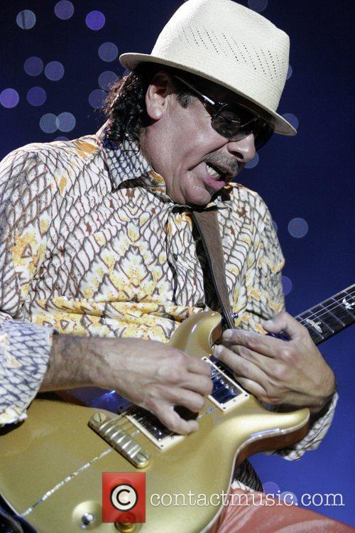 Carlos Santana 17