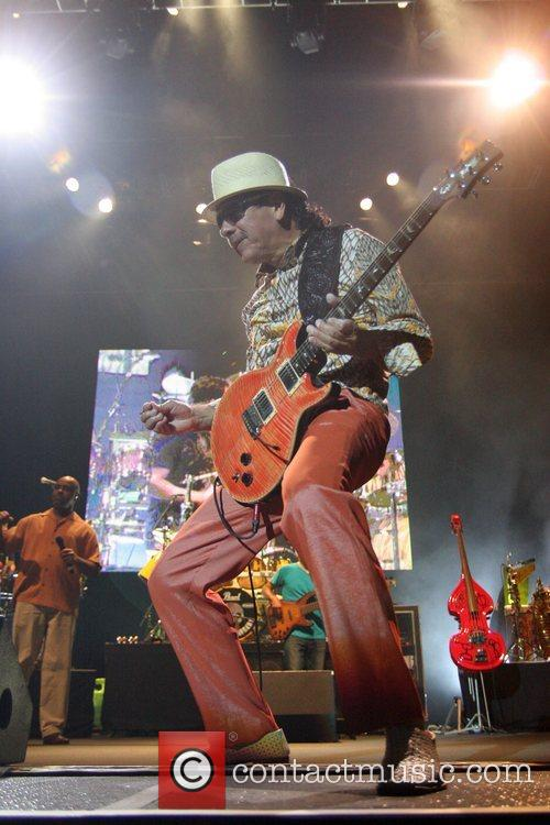 Carlos Santana 20