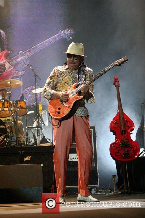 Carlos Santana 15