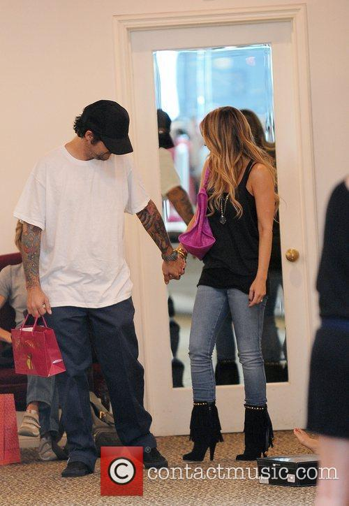 Carmen Electra and Rob Patterson 2