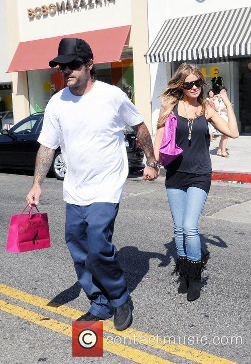 Carmen Electra and Rob Patterson 3