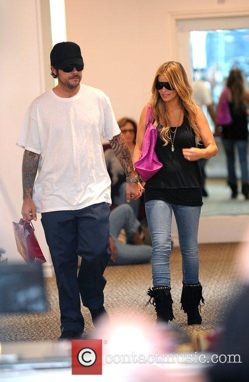 Carmen Electra and Rob Patterson 1