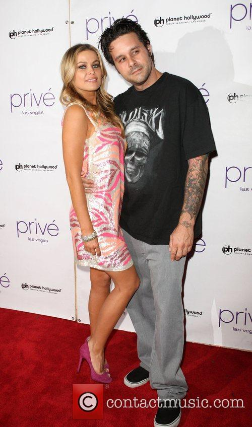 Carmen Electra, Rob Petterson, Planet Hollywood