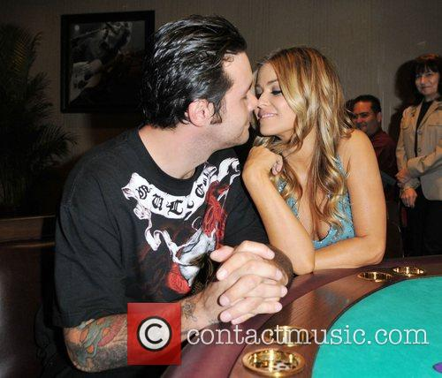 Carmen Electra and Fiance Rob Patterson 8