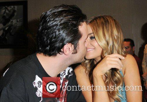 Carmen Electra and Fiance Rob Patterson 11
