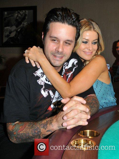 Carmen Electra and Fiance Rob Patterson 7