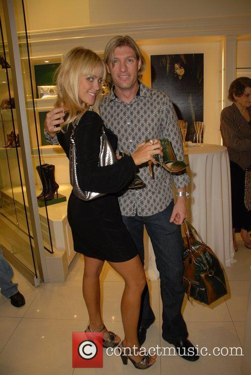 Mark Williaman And Guest Launch of Carmen Steffens...