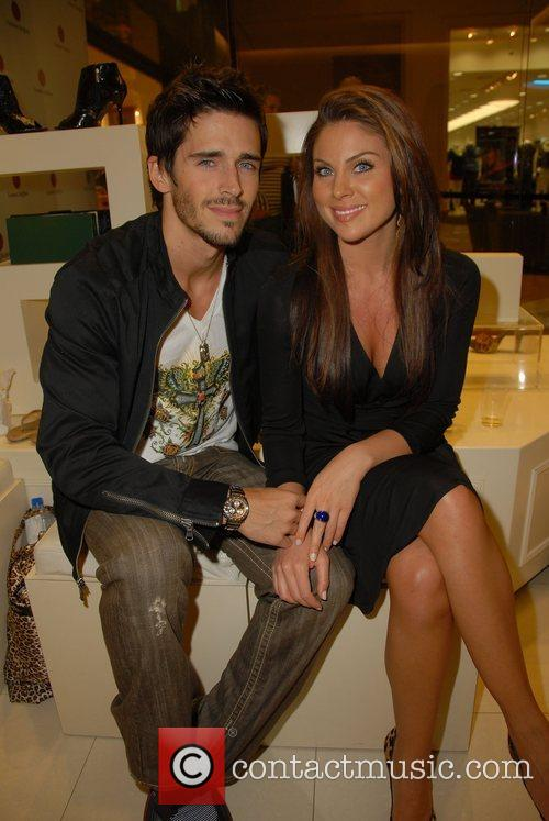 Launch of Carmen Steffens 2008 Fall/Winter Collection held...