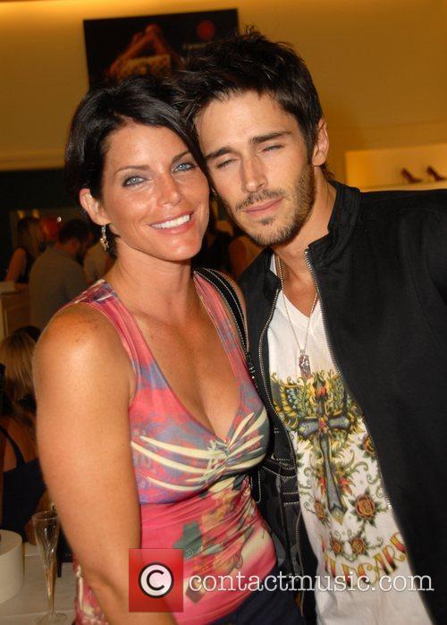 Lesli Kay and Brandon Beemer
