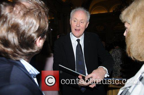 John Lithgow and Guest The Pennsylvania Ballet Premiere...