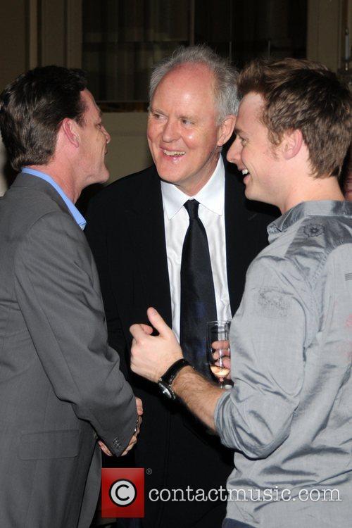 Roy Kaiser, John Lithgow and Christopher Wheeldon The...
