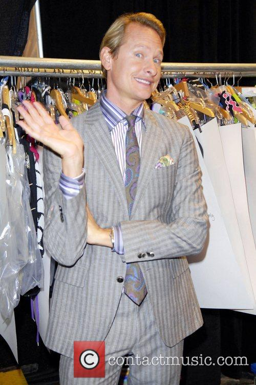 Carson Kressley attends Xtra Life Lycra 2009 collection...