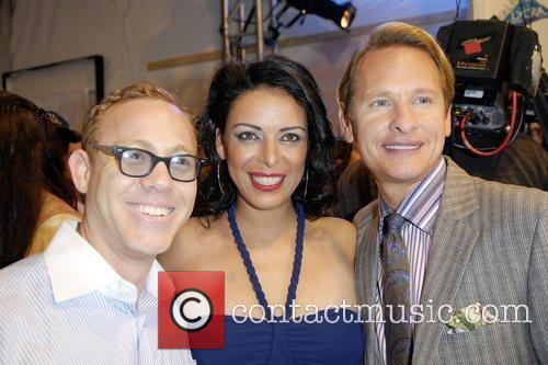 Red Carter, Carson Kressley and Patricia Noreaga...